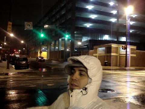 Touring Baltimore at Night