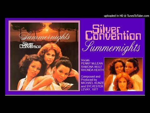 Silver Convention: Summernights [Full Album, Expanded Version] (1977)