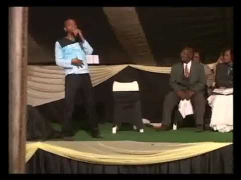 NJ Sithole   So that men are without excuse  Pt2
