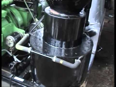 Biomass Gasification system for off grid power solution