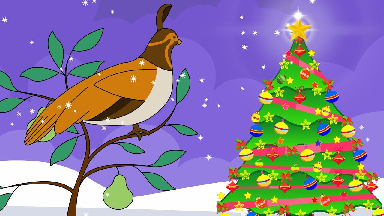 12 Days of Christmas - Christmas Songs | Christmas Carols | HD ...