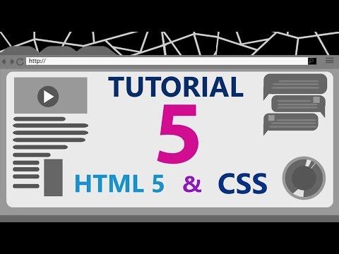 #05 Tutorial HTML & CSS [ROMANA] - Exemplu CSS