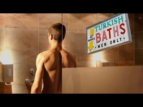 Inside Gay Bathhouses with THE BEAST Author Terrill Aaron Cl