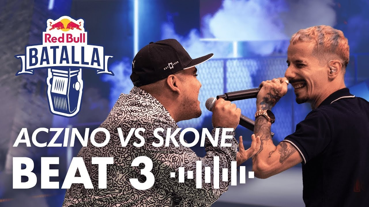 ACZINO vs SKONE | BEAT 3: SWAG de C'MON!