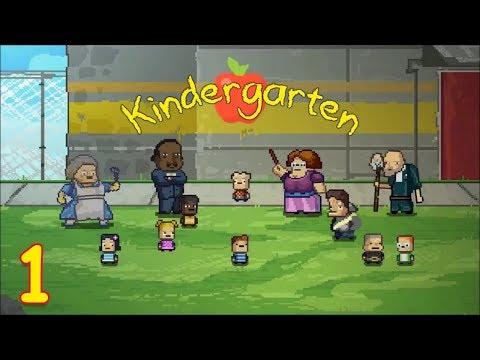 Kindergarten - A friendly game of murder - E01