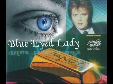 Клип Fancy - Blue Eyed Lady