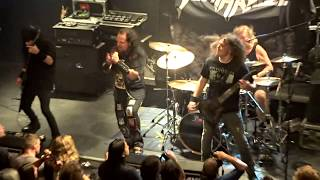 Vicious Rumors - live @ Dynamo Eindhoven, the Netherlands, 8 July 2017