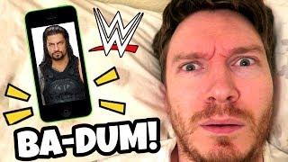 FUNNY WWE ALARM CLOCK WAKE UP 4!
