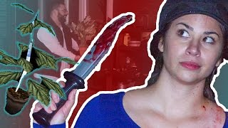 VIDEO GAMES IN REAL LIFE: Jill Valentine questions the video how a ...