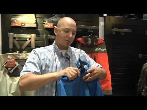 Simms Hyalite Shell Rain Jacket With John Sherman ICAST 2012
