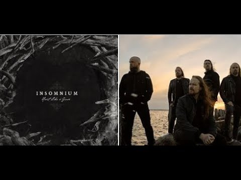 "Insomnium announce new album ""Heart Like A Grave"" + art/tracklist + Jani joins band!"