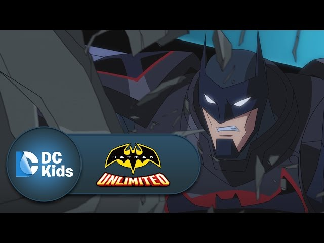 Batman Takes On Solomon Grundy | Batman Unlimited | DC Kids
