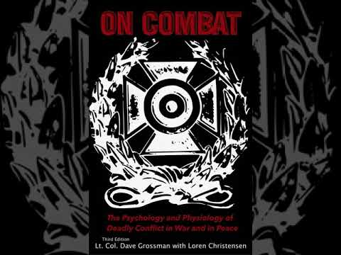 """51. Interview """"on killing"""" and """"on combat"""" with Lt Col Dave Grossman. Mp3"""