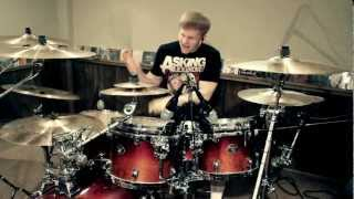 "Steve Tilley - Asking Alexandria ""Breathless"" (Drum Cover)"