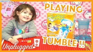 TUMBLE GAME : Playing with the Tumble Marble Game !