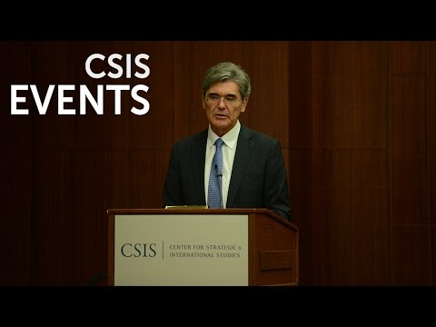 A Conversation with Joe Kaeser, President and CEO, Siemens AG