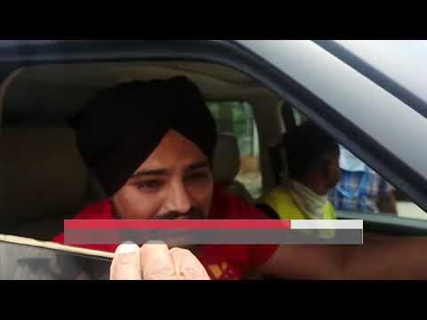 Sidhu Moose Wala Got Challaned In Nabha By Traffic Police