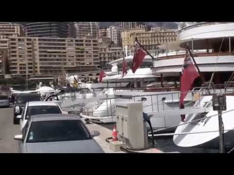 Monaco Port Yachts Big Ships + Monte Carlo 10 2014