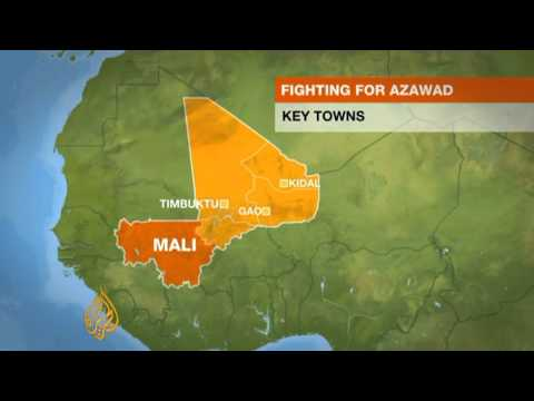 Tuaregs claim 'independence' from Mali