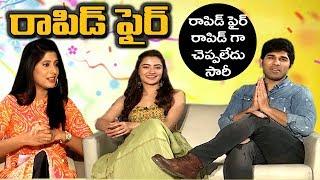 Allu Sirish FUN Rapid Fire Questions | ABCD Movie | Rukshar Interview | TV5 News Special