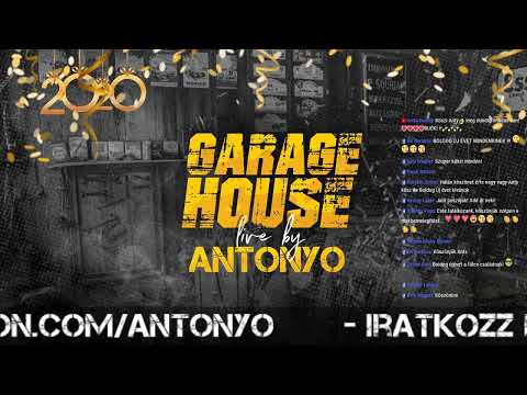 ANTONYO GARAGE LIVE - 2019.12.31