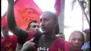 declaraciones de miembros del eje socialista del estado barinas