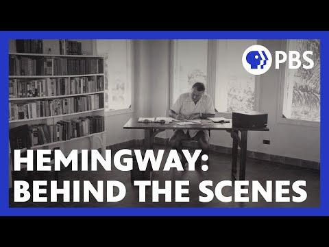 Download Making Hemingway | Behind-the-Scenes Look at the Documentary Film by Ken Burns & Lynn Novick | PBS