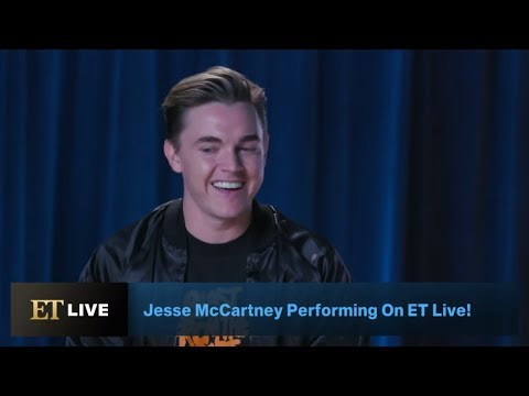 Jesse McCartney Talks About the First Time He Heard His Song on the Radio (Exclusive) Mp3
