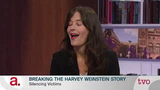 #MeToo: Breaking the Harvey Weinstein Story