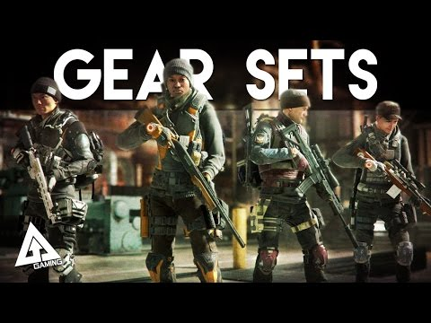 The Division Gear Sets, Bonuses & Special Talents Explained