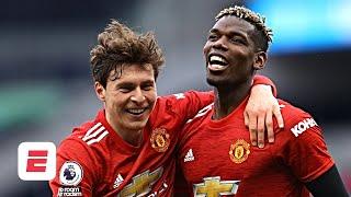 Tottenham Vs. Man United: Paul Pogba Was Absolutely Outstanding – Janusz Michallik | ESPN FC