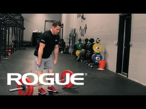 Movement Demo - The Hang Clean