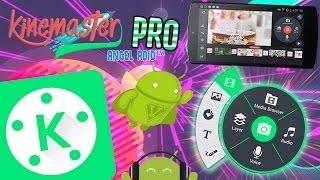 KineMaster Pro v4.0.0 [Superposición De Video] [Chroma Key]  NO ROOT MOD APK 2017