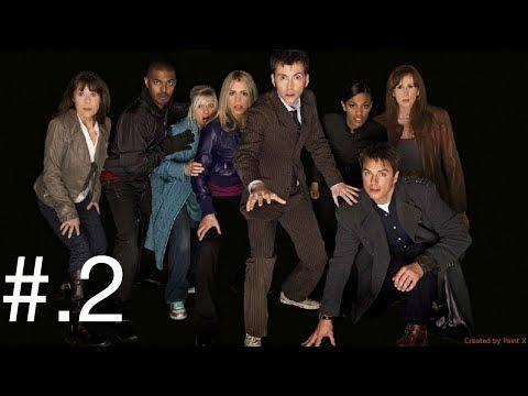 "(Fresh Reaction to) Doctor Who season 4 episode 13 ""journeys end"" part 2"
