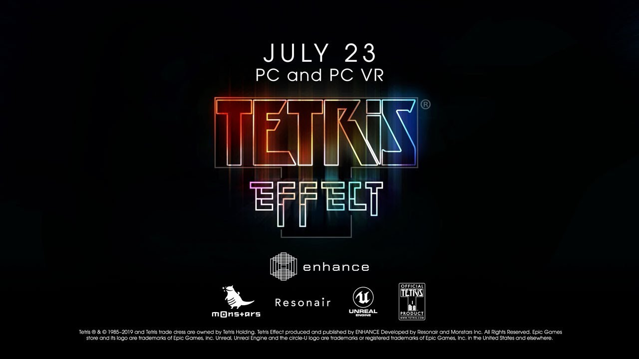 Epic Store's Tetris Effect and SteamVR [UPDATED] • Eurogamer net