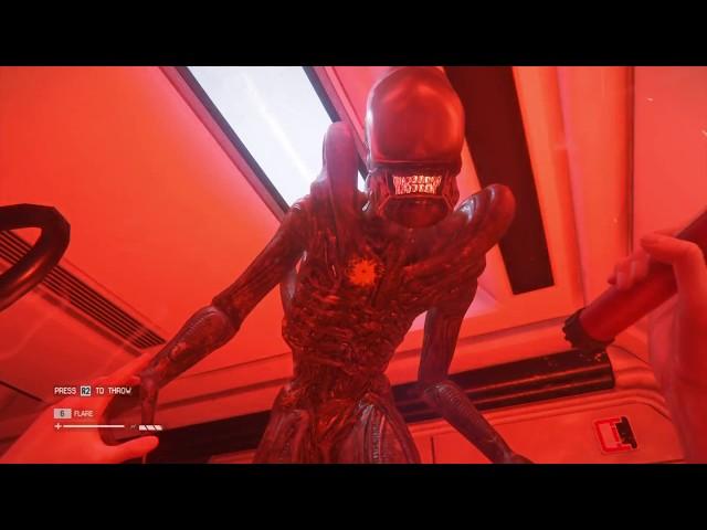 Alien: Isolation - Xenomorph Cant Kill Ripley...