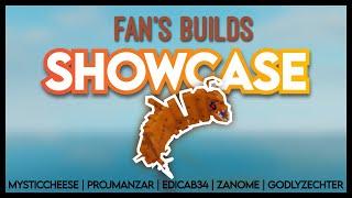 Fan's Builds Showcase! (500 subs Special) - Plane Crazy Showcase