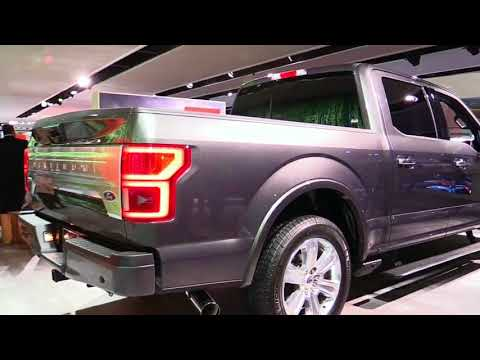 Ford F Diesel FullSys Features | New Design Exterior Interior | First Impression