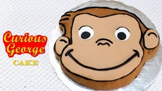 How to make a Curious George Cake | Awesome Curious George Cake Recipe