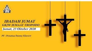 Live Ibadah Jumaat GKJW TROPODO / 23 OKTOBER 2020