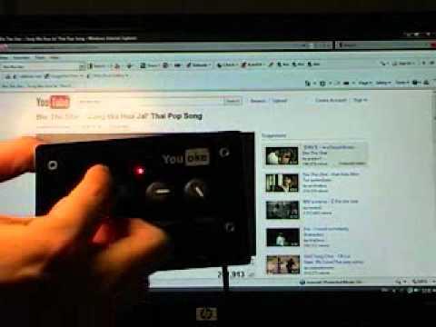 YouOke เล่นคาราโอเกะผ่าน YouTube