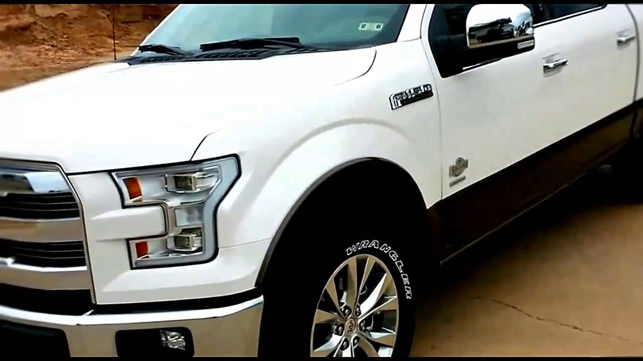 2016 Ford F150 King Ranch Review