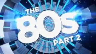 The 80s Part 2: The Album - Out Now - TV Ad