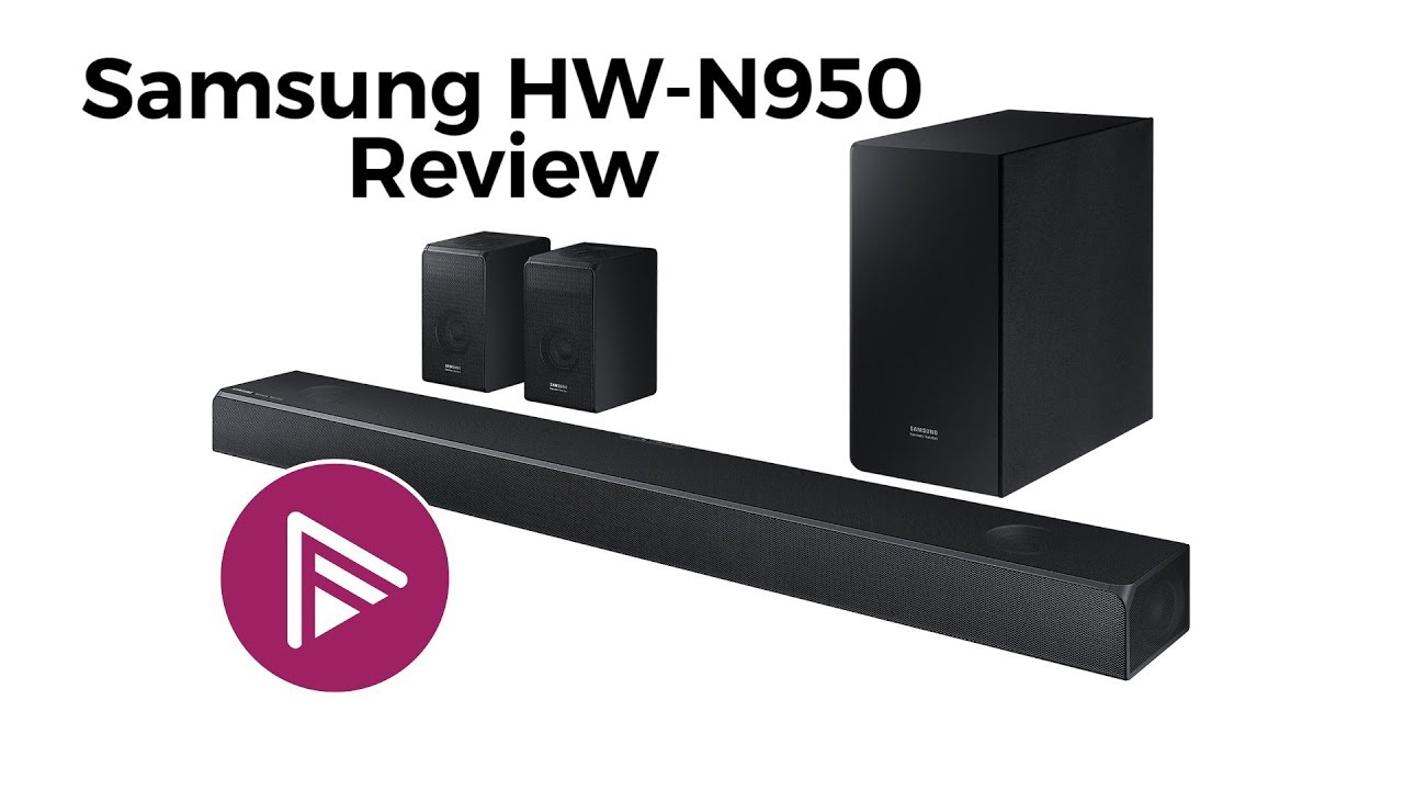 Dts Dolby Review Soundbar Atmos And Hw-n950 x Samsung