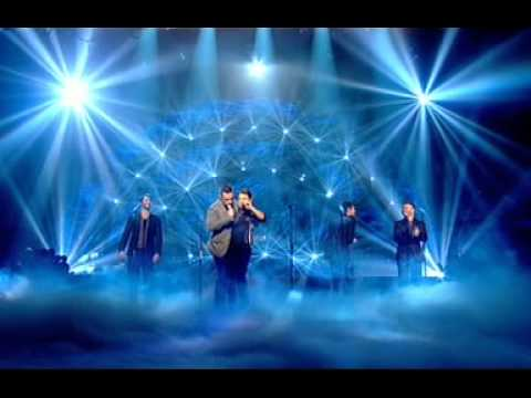 Take That The Flood Strictly Come Dancing December 11 2010