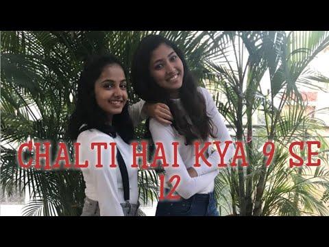 100k Subscriber party song - Chalti Hai Kya 9 se 12 by Anushka Gosavi & Titas Chatterjee.
