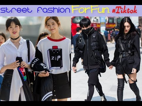 Street Style ,  Fashion on the Street  China, | Tiktok trend Daily Fashion Videos [Subscribe ForFun]