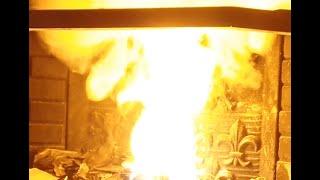 Pyrophoric Flash Powder