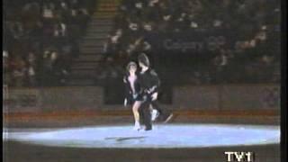 Bestemianova and Bukin gala dance at Calgary 1988