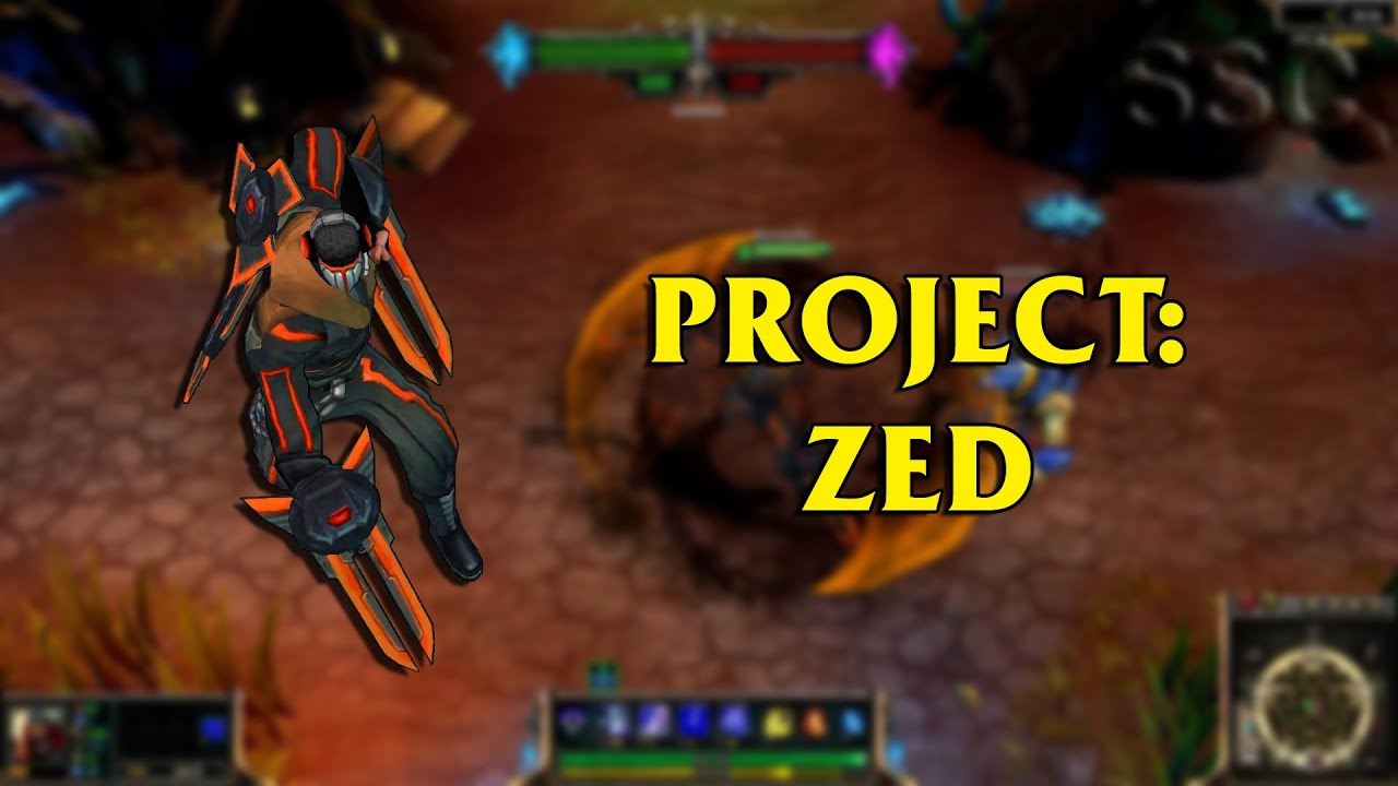 New Project Skins League Of Legends